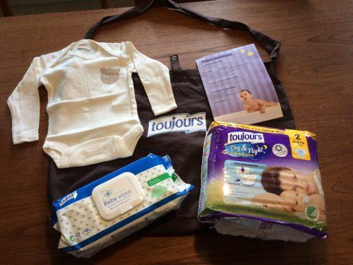 Babystartpakke fra Lidl