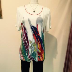 507 白Tシャツ