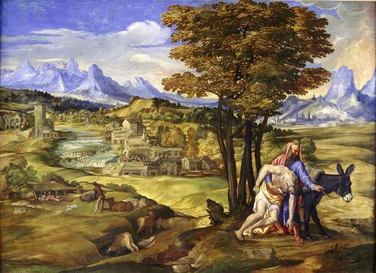 the-good-samaritan-domenico-campagnola