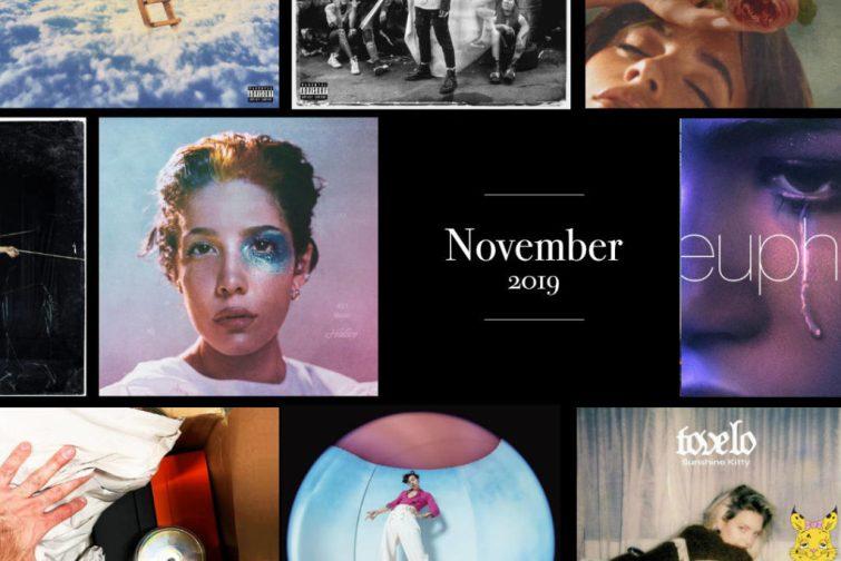 11月英文歌推薦