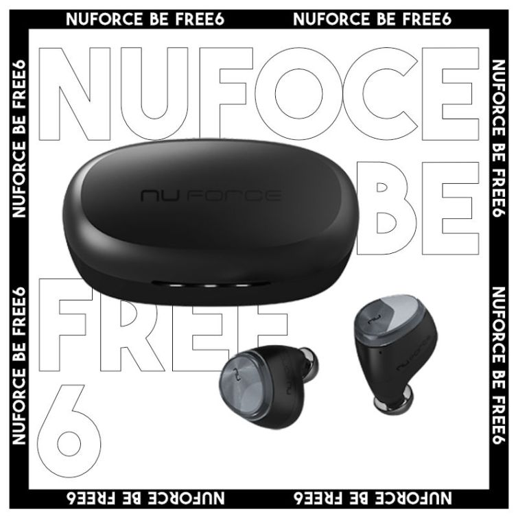 NuForce BE Free6