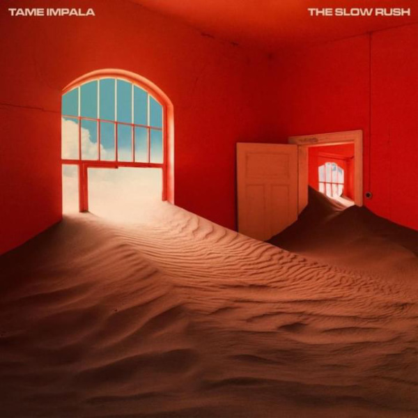 tame impala the slow rush