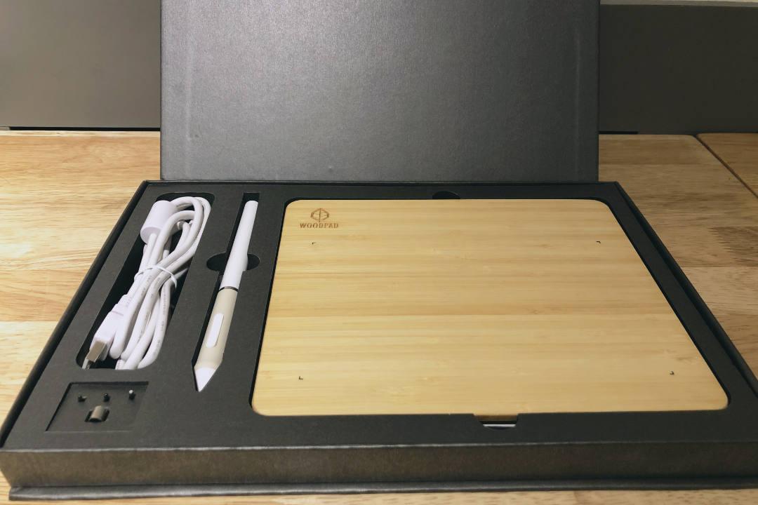woodpad