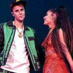 justin bieber ariana grande stuck with u 歌詞