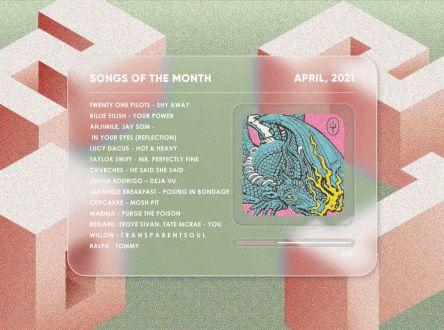 本月歌單 | 從 Billie Eilish 到 MARINA,時而悅耳流行、時而針砭時政