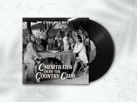 專輯樂評|Lana Del Rey – Chemtrails Over the Country Club:化紛亂為悠然,詩意描繪浪漫的美國夢