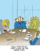 A Hedge Fund Cartoon
