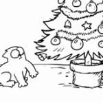 Animatie: Simon's Cat in 'Santa Claws'
