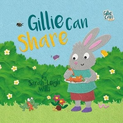 Gillie Can Share cover art
