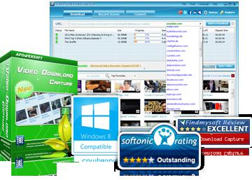 Apowersoft Video Download Capture