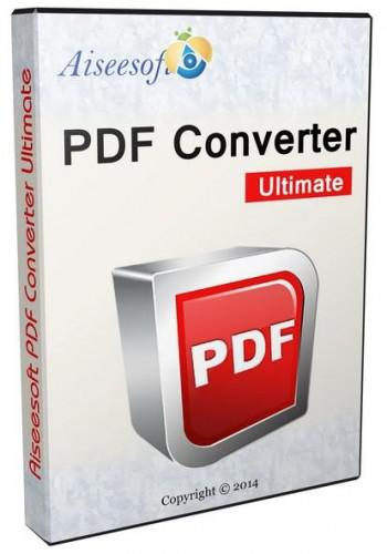 Aiseesoft PDF Converter Ultimate