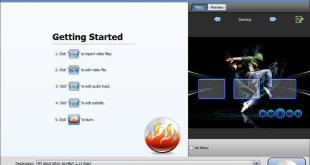 AnyMP4 DVD Creator