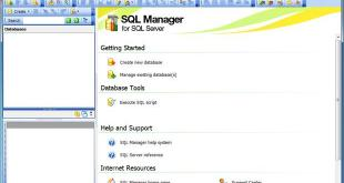 EMS SQL Manager for SQL Server