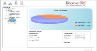 RecoverBits Formatted Data Recovery