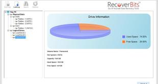 RecoverBits Partition Data Recovery