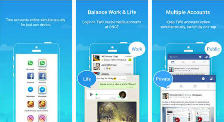 Download Parallel Space Pro - Multi Accounts 4.0.8248