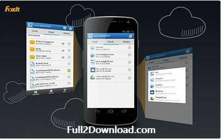 foxit pdf editor apk download