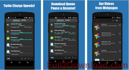 Turbo Download Manager Pro APK