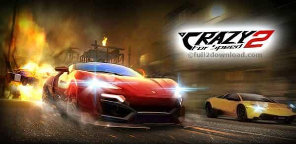 Crazy for Speed v1.7.3033 + Mod Download