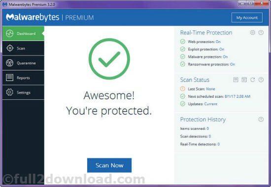 Malwarebytes Anti Malware Premium 3