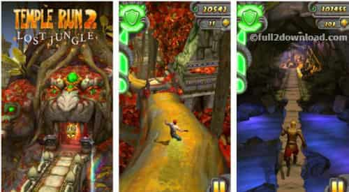 Download Temple Run 2 Mod v1.39.3 - Unlock + Infinite money