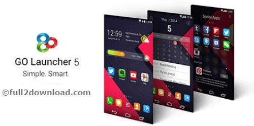 download go launcher prime vip apk