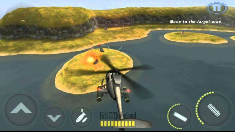 Gunship Battle Helicopter Cracked APK