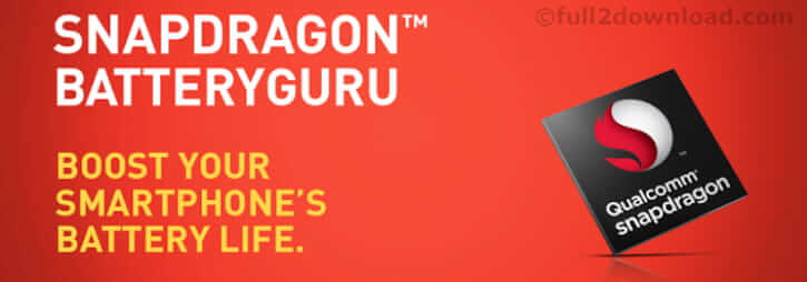 Snapdragon BatteryGuru 3.0 Download - Android Battery Life Pro