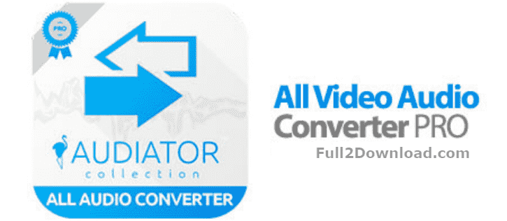 All Video Audio Converter PRO 5.0 [Full] - Android Audio & Video Converter