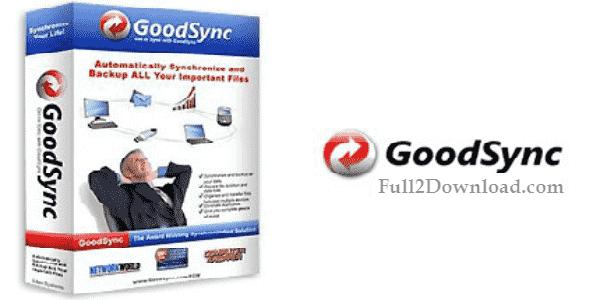 Download Goodsync Enterprise v10.6 - Windows Backup Software