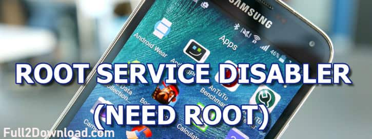 Service Disabler Pro 1.0.4 Download - Disable Android Package & Service
