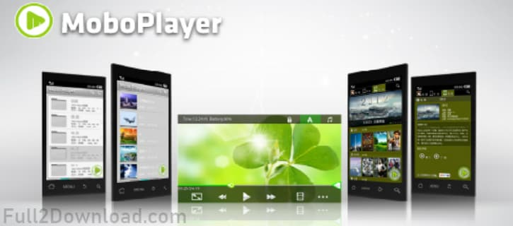 MoboPlayer Pro 3.1.136 [Full Ad-Free] Download - Android Video Player
