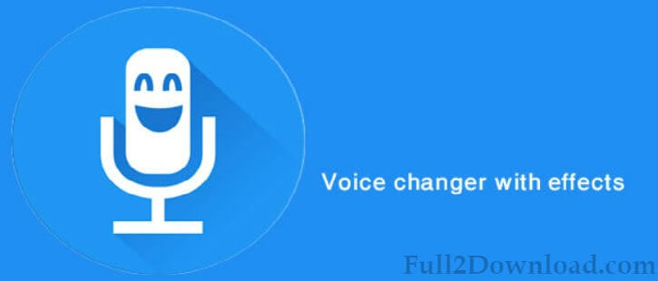 Voice Changer with effects Premium v3.3.0