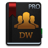DW Contacts Phone Dialer 3.0.7.1 [Pro] - Android App