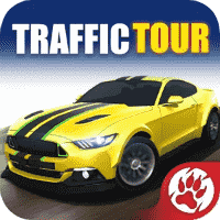 Traffic Tour 1.2.6 MOD [Unlimited Money + Gold] - Android Game