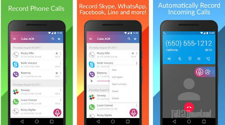 Download Cube Call Recorder ACR Premium