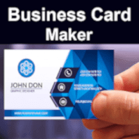 Business Card Maker Visiting Card Maker Photo v5.2 Pro