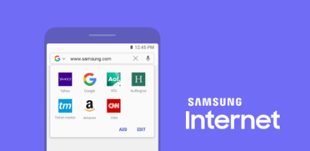 Samsung Internet Browser v9.0.01.8