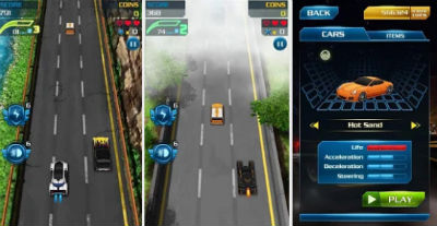 Speed Racing 1.7 Mod Unlimited Money