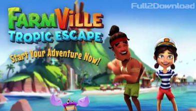 FarmVille Tropic Escape 1.46.1709 MOD