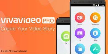 VivaVideo PRO Video Editor Vip V7.6.0