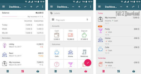 Download KeepFinance Expense Manager Premium APK