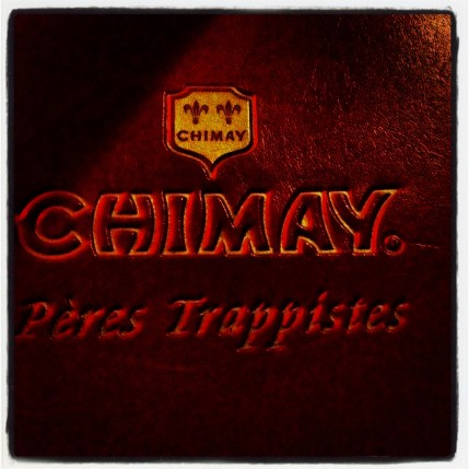 Chimay Beer in East Village