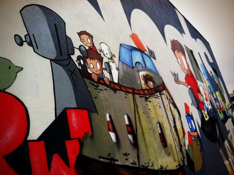 NYC Graffiti 9