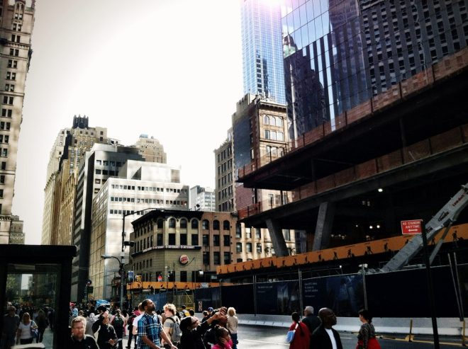 Life in the Big Apple