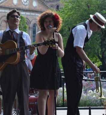Jazz in Madison Square Park