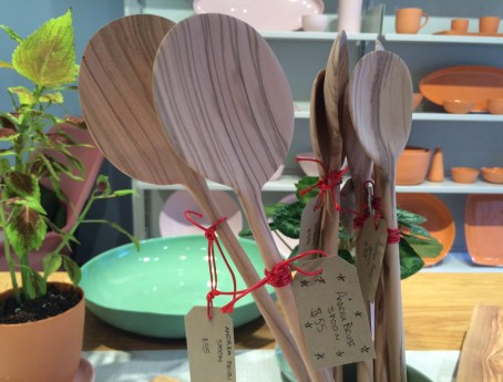 Andrea Brugi Wooden Spoon