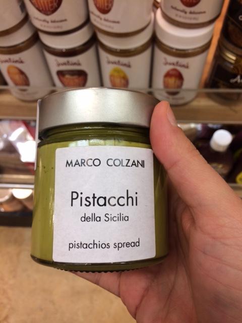 Marco Colzani Pistacchi Della Sicilia Spread