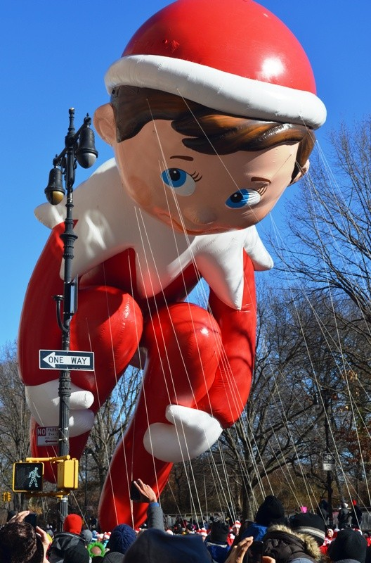 Macy's Thanksgiving Day Parade 9