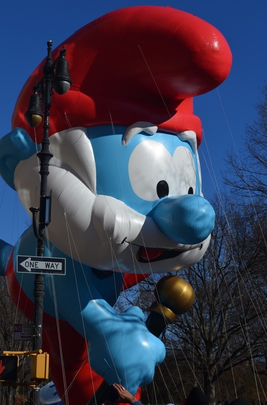 Macy's Thanksgiving Day Parade 7